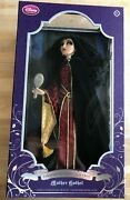 Disney Store - Mother Gothel 17 Doll - Tangled - Limited Edition 1 Of 1500 Nib