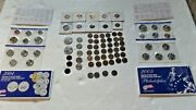 Us Coin Lot - Mint Sets Buffalo And Liberty Nickel Steel Cents Wheat Pennies