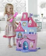 Fisher- Price Little People Disney Princess Magical Wand Palace Playset