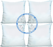 Outdoor Pillows For Patio Furniture Set Of 4-18 X 18 Water Resistant Throw Pil