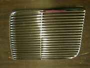 Rechromed Oem Ford 1941 Mercury Grille Half Coupe Super Deluxe +