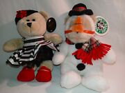 Starbucks Alice And Olivia Holiday Bearista Bear Stacey Bendet 2013 New