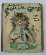 All Sorts Of Comical Cats - Bingham Clifton. Illus. By Wain Louis
