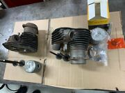 Harley Davidson Flat Head Front And Rear Oem Remanufactured Cylinders
