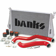 Banks Intercooler System W/boost Tubes 13-16 Chevy 6.6l Duramax