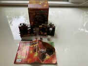 Lego Minecraft Micro World – The Nether 21106 Used With 1 Instruction Book