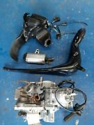 And03908 Suzuki Rm85 Rm 85 Complete Engine W/ Carburetor Muffler Airbox And More
