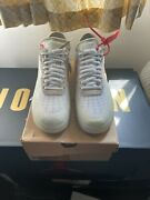 Nike Air Force 1 Low X Off-white Og Size 10.5uk Ao4606-100
