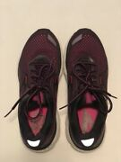 Brooks Women's Ghost 12 Purple Pink Black Running Shoes Size 10