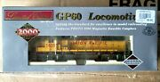 Proto 2000 Up Union Pacific Limited Edition Ho Scale Gp60 Diesel Locomotive 5835