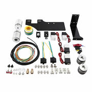 Front Air Ride Shock Lowering Kit Fit For Harley Touring Road King Glide 14-21