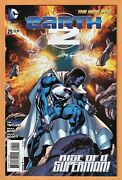 Earth 2 25 And 26 Nm/mt 9.8 - Wp 1st App. Of Val-zod As Superman And 1st Cover