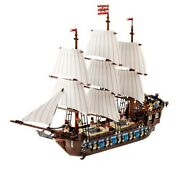 Lego Pirates Ii Imperial Flagship 10210 Used 14+boys Girls Discontinued