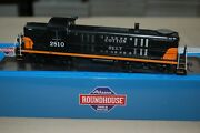 Athearn/roundhouse Ho Rs3 Cotton Belt 2810 Dc