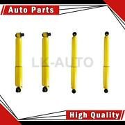 Monroe Shocks And Struts Front Rear 4 Of Shock Absorbers For Flc112 Fld112 Fld120