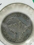 1835 Capped Bust Half Dime Small Date/small 5andcent Good / Only 400 Still Exist-rare