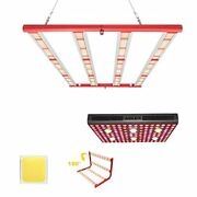M400 Led Grow Light 5x6ft Foldable And Dimmable Led Grow Light Bar For Indoor