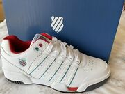 K-swiss Gstaad Mens Trainers Uk Size 8.5 Brand New And Boxed