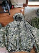 Acu Gen Iii Level 6 Extreme Cold/wet Weather Jacket-xl/long