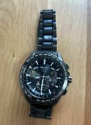 Vintage Seiko Astron Gps Solar Sbxb079 8x53-0ad0-2 Menand039s Watch Used Authentic