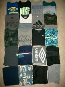 Guc Lot Of 20 Boys Size 8 10 Spring Summer Name Brand Nike Under Armour 821