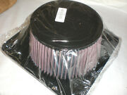 Genuine Toyota Parts Ptr03-34078 Trd Conical Air Filter For Cold Air Intake