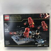 Lego Sith Troopers Battle Pack Star Wars Tm 75266