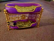 Clawedeen Monster High Room To Howl Bunk Bed Dead Tired 2011