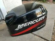 2001 Mercury 40 Hp 4 Stroke Outboard Engine Top Cowl Cover Hood Freshwater