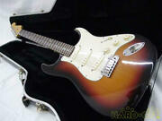 Fender Usa American Deluxe Stratocaster Am Dx St Dz4073526