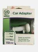 Leap Frog Leappad2 Leapstergs Car Adapter Lighter Charger Cable 6 Ft Cord
