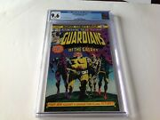 Astonishing Tales 29 Cgc 9.6 White Pages Guardians Of The Galaxy Marvel Comic
