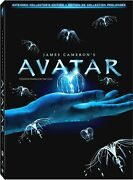 New 3 Disc Dvd Set - Avatar Extended Collector's Edition - James Cameron