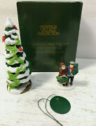 Dept 56 Heritage Village Collection The Holly And The Ivy 56100 1997