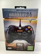 Battlefield 4 Official Wired Xbox 360 Controller By Pdp Vhtf
