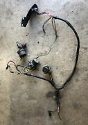 Engine Wiring Harness And Parts 6 Cylinder 250 4.1l Chevy Gm Mercruiser 165 Oem