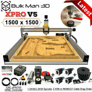 Oem Xpro V5 1515 Lead Cnc Wood Router Machine Full Kit To Puerto Rico