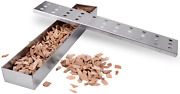 Lightique Smoker Box For Bbq Grill Wood Chips,charcoal And Gas Barbecue Meat Smoke