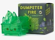 Slime Dumpster Fire - Designer Toy By 100 Soft - Hot Topic Exclusive