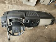 2008-2010 Ford F-250/f-350 Dash Assembly Complete