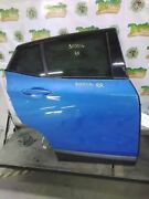 Passenger Rear Side Door Privacy Tint Glass Fits 18 X2 2516162