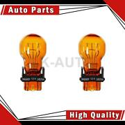 Wagner Lighting Front 2 Of Side Marker Light Bulbs For Ford Contour