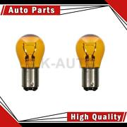 Wagner Lighting Front 2 Of Side Marker Light Bulbs For Ford Contour Tempo
