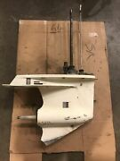 Johnson Evinrude 75 90 115 Hp Lower Unit Gearcase Assembly 5000357