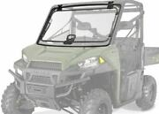 New Polaris 2880091 Lock And Ride Pro-fit Tip-out Poly Windshield Ranger 900xp Ran