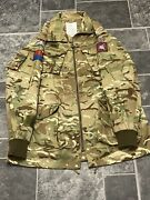 British Army Mtp Para Smock. Very Good Condition Size 180/96 Height And Chest