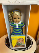 American Girl Doll Of The Year 2010 Lanie Retired - Never Removed From Box
