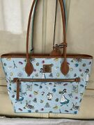 2021 Disney Parks Food And Wine Festival Dooney And Bourke Belle Tote