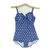 Japanese Sweet Kawaii Cute Girl Sexy One-piece Bow Swimsuit Swimming Suit