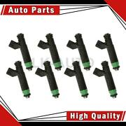 Standard Ignition 8 Of Fuel Injectors For Jeep Commander